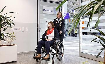 PRM operations at Frankfurt Airport: Interview with FraCareServices GmbH