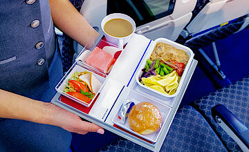 Save Plastics, Save Money - the Airline Catering Challenge