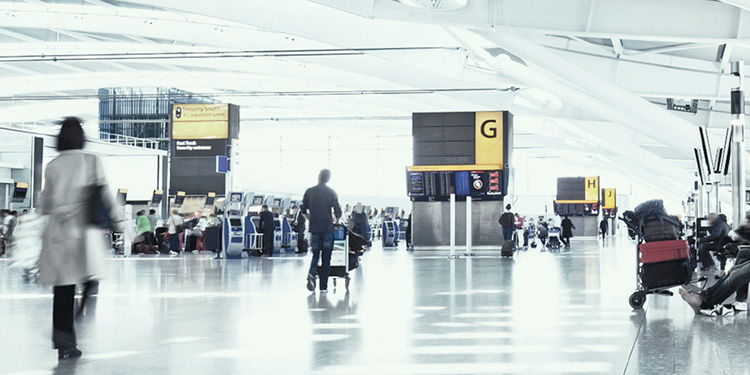 Gates, Stands & Terminal Management